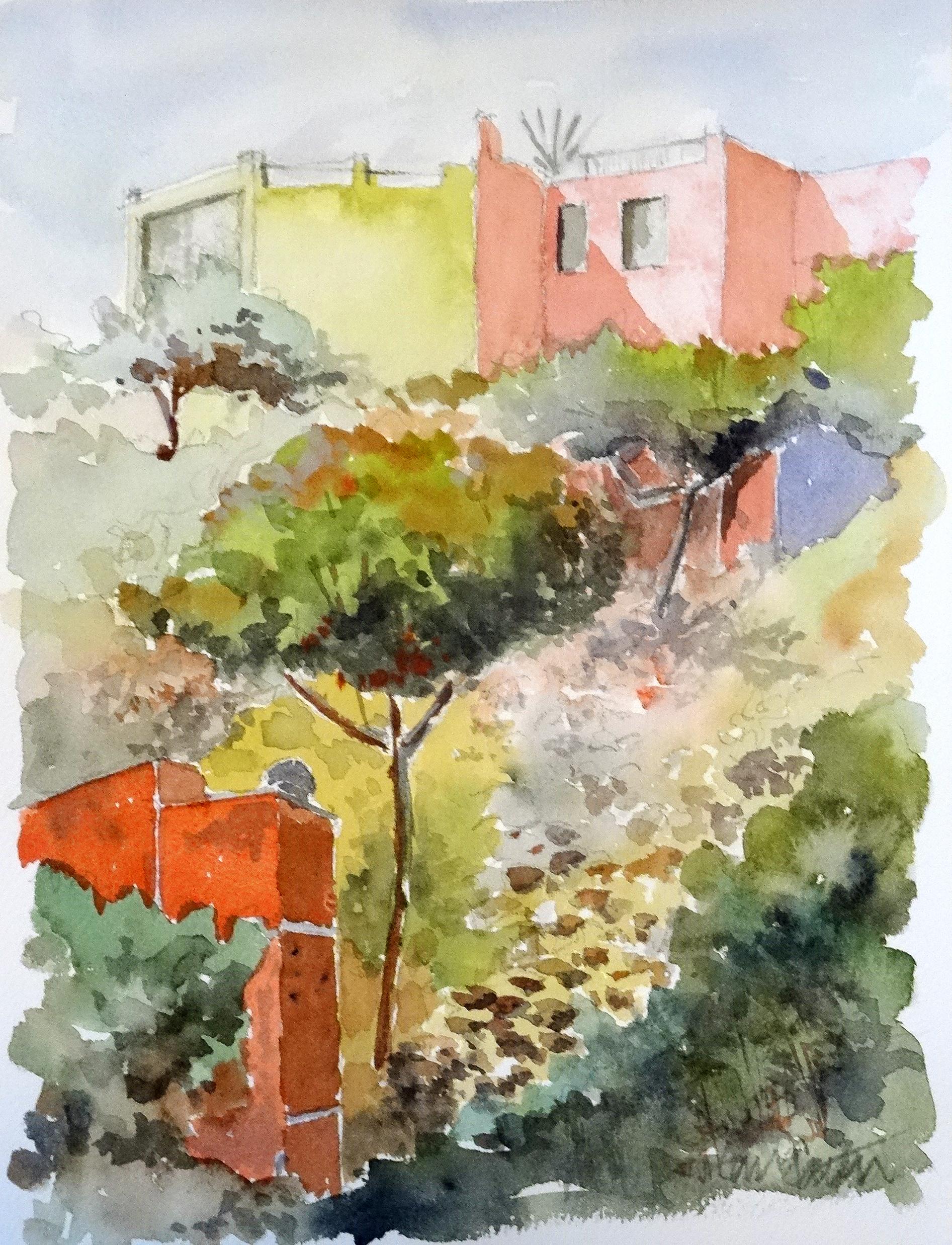 From 5 Alameda San Miguel De Allende Ian Carter Artist